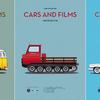 Carros e Filmes | Pôsteres que unem duas paixões