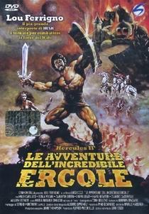 As Aventuras de Hércules - Poster / Capa / Cartaz - Oficial 3