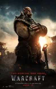 Warcraft: O Primeiro Encontro de Dois Mundos - Poster / Capa / Cartaz - Oficial 24