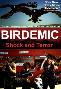 Birdemic: Shock and Terror - Poster / Capa / Cartaz - Oficial 2