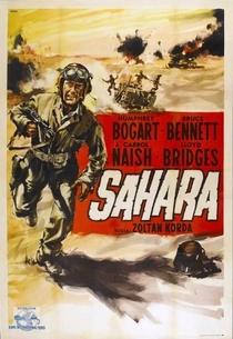 Sahara - Poster / Capa / Cartaz - Oficial 3