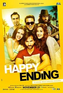 Happy Ending - Poster / Capa / Cartaz - Oficial 2