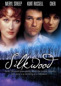 Silkwood - O Retrato de Uma Coragem - Poster / Capa / Cartaz - Oficial 3