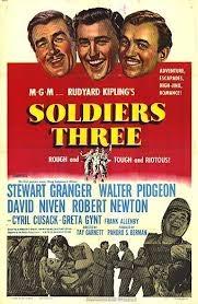 Três grandes amigos - Poster / Capa / Cartaz - Oficial 1