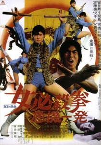 Sister Street Fighter: Hanging by a Thread - Poster / Capa / Cartaz - Oficial 1