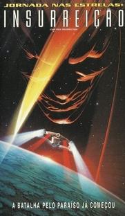 Jornada nas Estrelas - Insurreição - Poster / Capa / Cartaz - Oficial 2