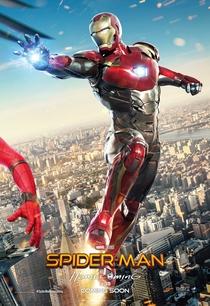 Homem-Aranha: De Volta ao Lar - Poster / Capa / Cartaz - Oficial 21
