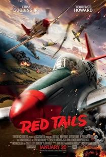 Esquadrão Red Tails - Poster / Capa / Cartaz - Oficial 1