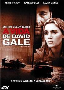 A Vida de David Gale - Poster / Capa / Cartaz - Oficial 2