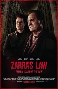 Zarra's Law - Poster / Capa / Cartaz - Oficial 1