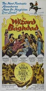 O Mago de Bagdá - Poster / Capa / Cartaz - Oficial 1