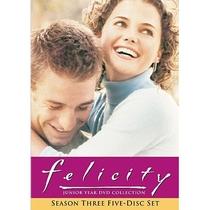 Felicity (3ª Temporada) - Poster / Capa / Cartaz - Oficial 1