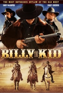 Billy the Kid - A Lenda do Velho Oeste - Poster / Capa / Cartaz - Oficial 1