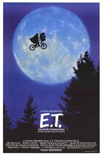 E.T. - O Extraterrestre - Poster / Capa / Cartaz - Oficial 1
