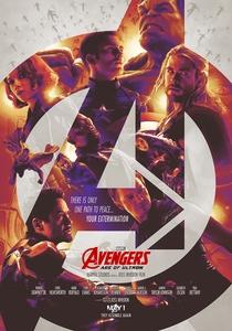 Vingadores: Era de Ultron - Poster / Capa / Cartaz - Oficial 29