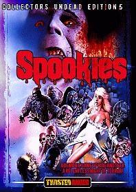 Spookies - Os renascidos das Trevas - Poster / Capa / Cartaz - Oficial 4