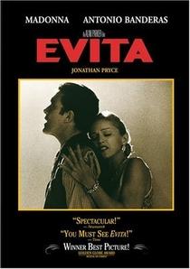 Evita - Poster / Capa / Cartaz - Oficial 5