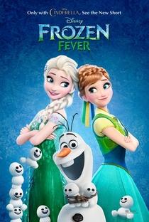Frozen: Febre Congelante - Poster / Capa / Cartaz - Oficial 3