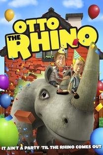 Otto, O Rinoceronte - Poster / Capa / Cartaz - Oficial 2