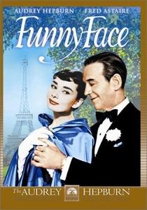 Cinderela em Paris - Poster / Capa / Cartaz - Oficial 5