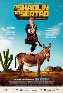 O Shaolin do Sertão - Poster / Capa / Cartaz - Oficial 1