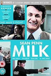 Milk: A Voz da Igualdade - Poster / Capa / Cartaz - Oficial 7