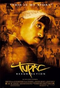 Tupac: Resurrection - Poster / Capa / Cartaz - Oficial 1