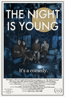 The Night is Young - Poster / Capa / Cartaz - Oficial 2