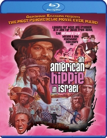 An American Hippie In Israel - Poster / Capa / Cartaz - Oficial 1
