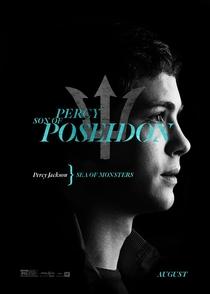 Percy Jackson e o Mar de Monstros - Poster / Capa / Cartaz - Oficial 4