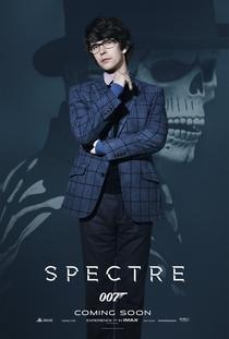 007 Contra Spectre - Poster / Capa / Cartaz - Oficial 19