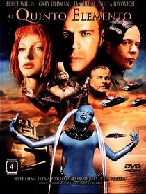 O Quinto Elemento - Poster / Capa / Cartaz - Oficial 2