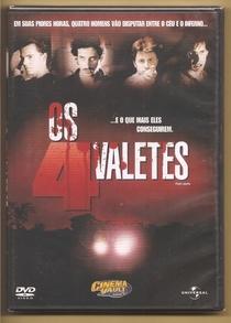Os 4 Valetes - Poster / Capa / Cartaz - Oficial 1