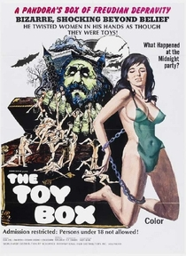 The Toy Box - Poster / Capa / Cartaz - Oficial 1