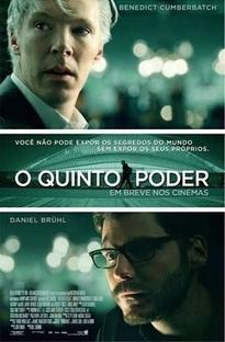 O Quinto Poder - Poster / Capa / Cartaz - Oficial 4