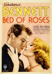 Bed of Roses - Poster / Capa / Cartaz - Oficial 1