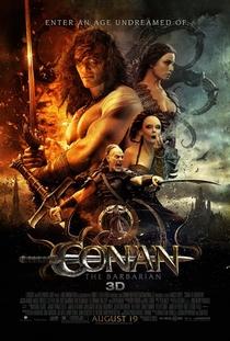 Conan, o Bárbaro - Poster / Capa / Cartaz - Oficial 1