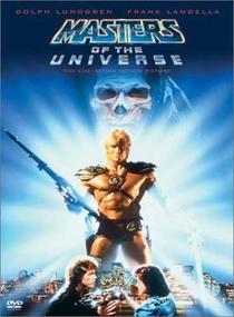 Mestres do Universo - Poster / Capa / Cartaz - Oficial 1