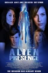 Alien Presence - Poster / Capa / Cartaz - Oficial 1