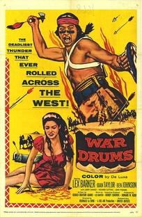 Os Tambores Chamam Para a Guerra - Poster / Capa / Cartaz - Oficial 1