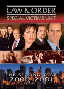 Law & Order: Special Victims Unit (2ª Temporada) - Poster / Capa / Cartaz - Oficial 1