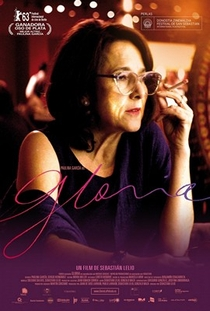 Gloria - Poster / Capa / Cartaz - Oficial 2