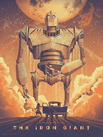 O Gigante de Ferro - Poster / Capa / Cartaz - Oficial 11