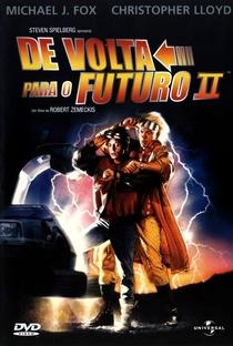 De Volta Para o Futuro 2 - Poster / Capa / Cartaz - Oficial 2
