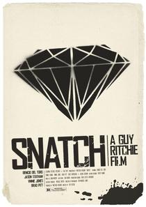 Snatch - Porcos e Diamantes - Poster / Capa / Cartaz - Oficial 7
