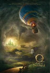 Oz: Mágico e Poderoso - Poster / Capa / Cartaz - Oficial 2