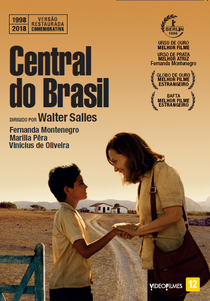 Central do Brasil - Poster / Capa / Cartaz - Oficial 11