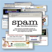 Spam: o documentário - Poster / Capa / Cartaz - Oficial 1