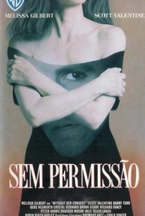 Sem Permissão - Poster / Capa / Cartaz - Oficial 2