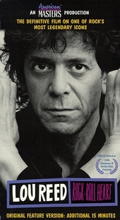 Lou Reed: Rock and Roll Heart  - Poster / Capa / Cartaz - Oficial 1